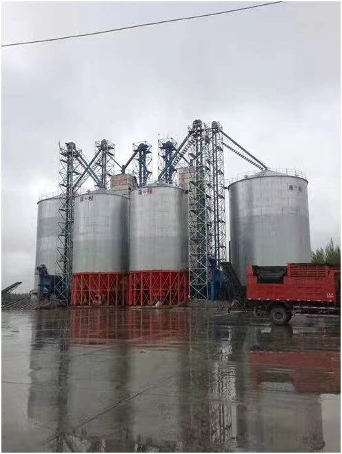 what is steel silos