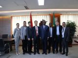 Tanzanian Ambassador to China visited SRON