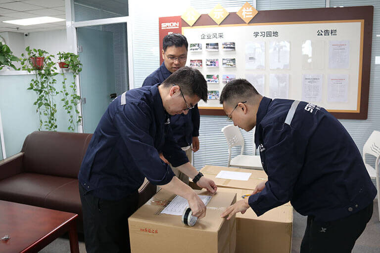 Anti-Epidemic, sharing love-SRON donated epidemic prevention materials to overseas partners