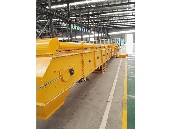full sealing belt conveyor