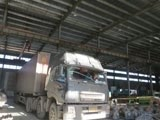 Overseas Project Delivery -- 4 Sets 100ton Paddy Silo