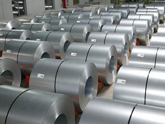 high galvanized steel silo