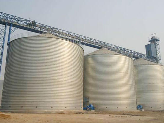 Image result for Spiral Silo