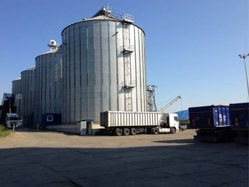 Commercial Silo