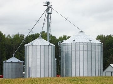 Farm Silo Turn-key Solution