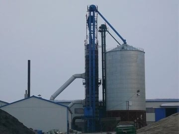 Cereal Silo