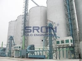 grain storage silo,grain silo system design process